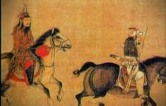 Сыма Цянь приступает к написанию «Исторических записок»