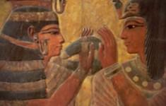 Месопотамия. Возникновение письменности на Древнем Востоке