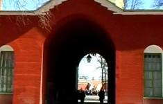 Триумфальные ворота. Петровские ворота ворота Петропавловской крепости