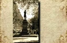 Памятники. Пушкин на Пушкинской улице