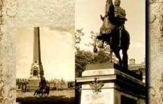 Памятники. Памятник Суворову