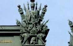 Триумфальные ворота. Московские Триумфальные ворота
