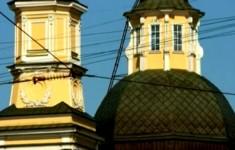 Церкви. Церковь Святых и праведных Симеона Богоприимца и Анны Пророчицы