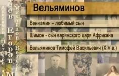 Вельяминов