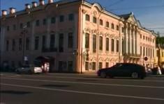 Дворцы. Строгановский дворец