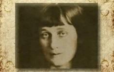Петербургские портреты. Портрет Анны Ахматовой