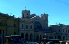 Вокзалы. Балтийский вокзал