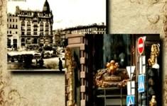 Исторические здания. Здание компании Зингер. Дом книги