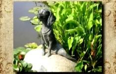 Городская скульптура. Памятник Муму