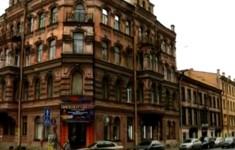 Улицы Петербурга. Колокольная улица