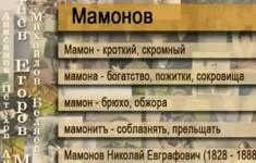 Мамонов