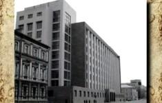 Исторические здания. Дома архитектора Троцкого