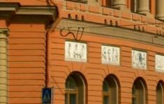 Исторические здания. Кордегардии Михайловского замка