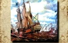 Исторические здания. Адмиралтейство. Прославление флота