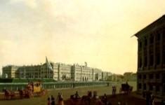 Парки и сады. Александровский сад. История создания