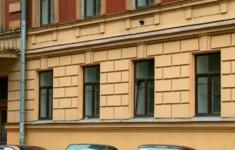 Улицы Петербурга. Басков переулок