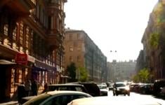 Улицы Петербурга. Улица Маяковского