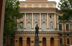 Исторические здания. Бывший Воспитательный дом (РГПУ им.Герцена)