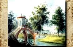 Парки и сады. Царское Село. Китайские мотивы
