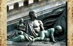 Соборы. Исаакиевский собор. Наружная скульптура