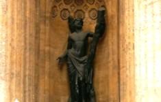 Соборы. Скульптурное оформление Казанского собора