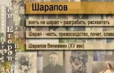 Шарапов