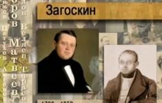 Загоскин