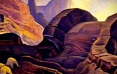 Восток в творчестве Николая и Святослава Рерихов