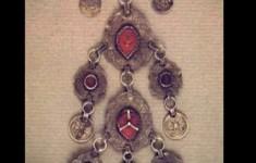 Ювелирные украшения Казахстана конец 19 - начало 20 века