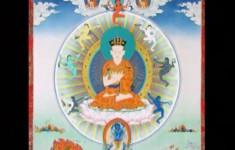 Тибетская икона Танко
