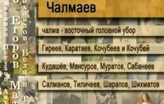 Чалмаев