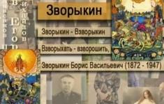 Зворыкин