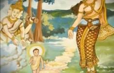 Образ Будды в искусстве Индокитая
