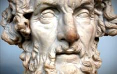 Великий поэт Гомер. Воспитатель Греции