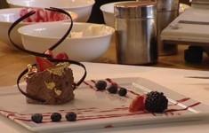 Фирменный десерт «Opium». Фруктовый салат «Сейка»