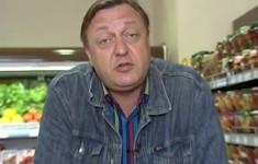 Продукты покупает Игорь Васильков