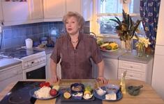 Салат «Две капусты». Паштет из голубого сыра. Паштет из сардин