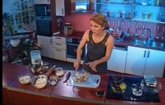 Фруктовые пироги из творожного теста