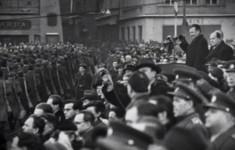 Установление коммунистических режимов в Восточной Европе и раскол Германии