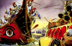 Саламин. Решающее сражение с персами