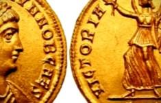 Золото и благочестие. История византийской монеты
