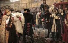 Уездный город и его обитатели в 18 веке