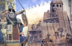 «Мировая» Ассирийская держава