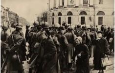 К 70-летию прорыва блокады Ленинграда. 872 дня жизни и смерти