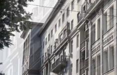 Проспект Академика Сахарова и Уланский переулок