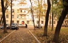Скверы в центре Москвы