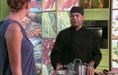 Мексиканский рис с осьминогами