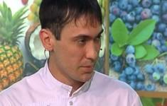 Салат Ташкент. Казан кабоб