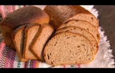 Славянский хлеб. Дарницкий хлеб