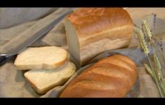 Нарезной батон. Пшеничный кирпич